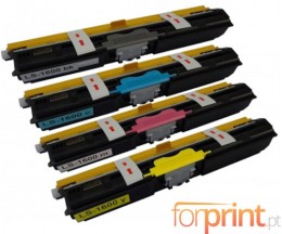4 Toners Compatibles, OKI 4425072X ~ 2.500 Pages