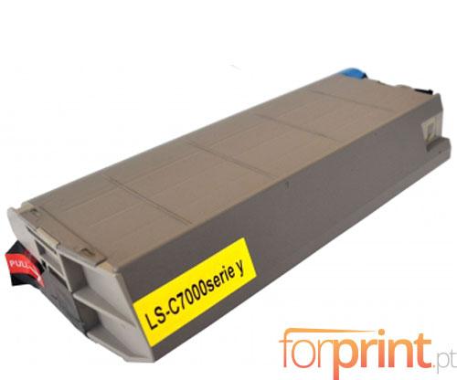 Toner Compatible OKI 41304209 Jaune ~ 10.000 Pages