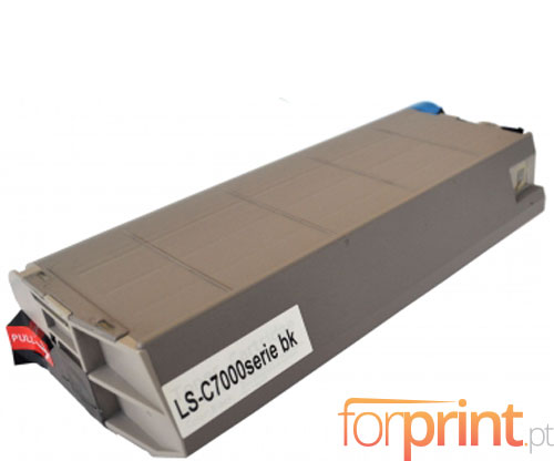 Toner Compatible OKI 41304212 Noir ~ 10.000 Pages