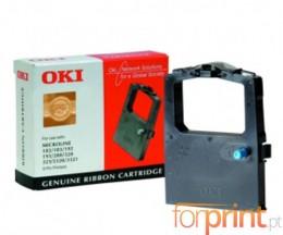 Ruban Original OKI 09002303 Noir ~ 2.000.000 Caractères