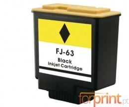 Cartouche Compatible Olivetti FJ-63 Noir 13ml