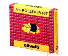 Rouleau Encreur Original Olivetti 81129 Noir