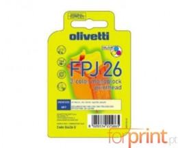 Cartouche Original Olivetti FPJ-26 Coleur ~ 150 Pages