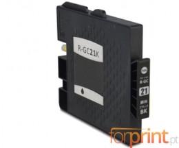 Cartouche Compatible Ricoh GC-21 / GC-21 XXL Noir 78ml