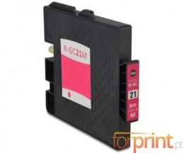 Cartouche Compatible Ricoh GC-21 / GC-21 XXL Magenta 64ml