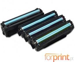 4 Toners Compatibles, Samsung 504S Noir + Couleur ~ 2.500 / 1.800 Pages
