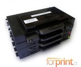 4 Toners Compatibles, Samsung 510D Noir + Couleur 7.000 / 5.000 Pages