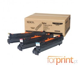 3 Tambours Originales, Xerox 108R00697 CMY ~ 30.000 Pages