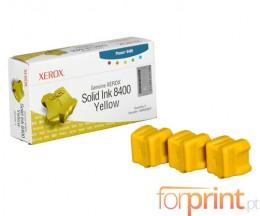 3 Cartouches Originales, Xerox 108R00607 Jaune ~ 3.400 Pages