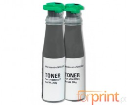 2 Toners Compatibles, Xerox 106R01277 Noir ~ 5.000 Pages